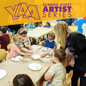 Summer Guest Artist Series