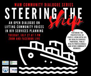 WAM Community Dialogue Series