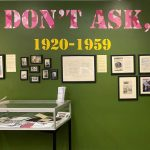 Don't Ask, Do Tell Exhibition (George Hester Gallery)