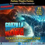 FILM@SRT: Godzilla VS Kong