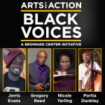 ARTS FOR ACTION: BLACK VOICES - FROM EDUCATION TO EMPLOYMENT