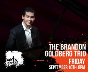 The Brandon Goldberg Trio