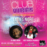 Club Vibes: Ladies Night