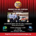 Island City Stage Presents a Behind the Red Curtain