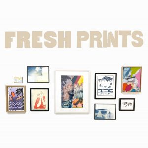Fresh Prints: 2nd Annual Printmaking Show