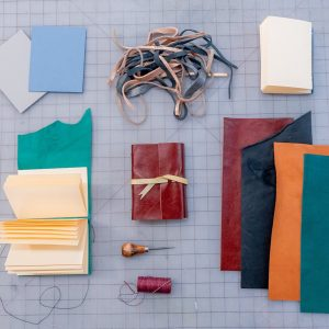 Make Your Own Leather Travel Journal