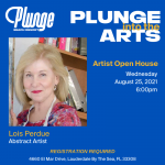 Plunge Into The Arts with Lois Perdue