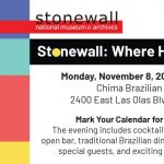 Stonewall Gala: Where History Comes Out