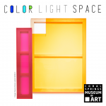 Exhibition: Color + Light + Space