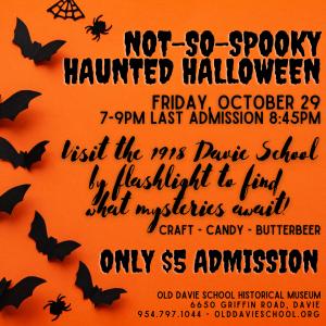 Not-So-Spooky Halloween