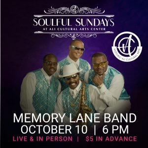 Soulful Sundays (In-Person)