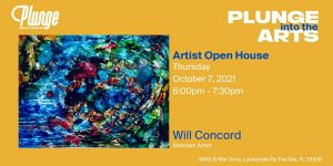 Plunge Into The Arts with Will Concord