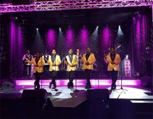 The Motowners: Ultimate Motown Tribute Show Experi...
