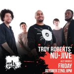 Brand New Music from Troy Roberts' NU-JIVE