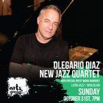 Olegario Diaz New Jazz Quartet with Special Guest ...