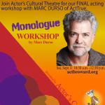 Monologue Workshop