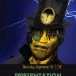 Steampunk Frankenstein Performance & Practical Effects Demonstration