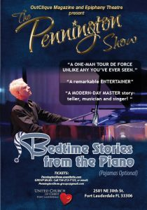THE PENNINGTON SHOW Bedtime Stories From the piano...