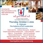 """""""Eat Your Heart Out"""" Culinary Soiree to Benefit Heart Gallery of Broward County"""