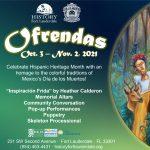 """""""Ofrendas"""" and Florida Día de los Muertos at History Fort Lauderdale"""