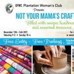 Not Your Mama's Craft Fair
