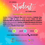 The City of Pembroke Pines' 4th Annual Student Art Competition