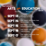 The City of Pembroke Pines Celebrates National Arts in Education Week