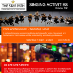 Workshops & Events w/ The Star Path