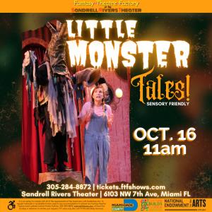 Little Monster Tales LIVE- Sensory Friendly Perfor...