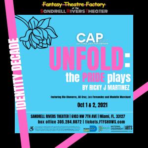 UNFOLD: The Pride Plays by Ricky J. Martinez
