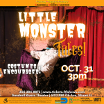 Little Monster Tales- LIVE