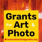 Call for Artists + Photographers - $550.00 Innovat...