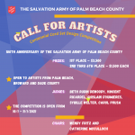 CALL FOR ARTISTS - The Salvation Army of Palm Beac...