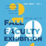 Broward College, Visual and Performing Art Dept Fall Faculty Exhibition