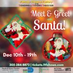 Meet & Greet with Black Santa