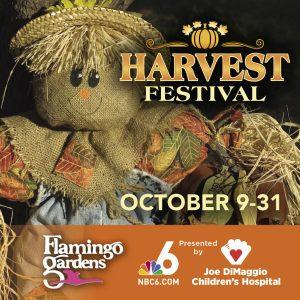 Harvest Festival- Halloween Weekend