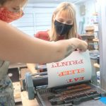 Introduction to Letterpress: Four Week Course