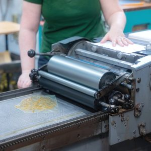 Print Club: Photopolymer Plate Printing