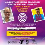 The Art of Justice: Art-Making workshop + community dialogue (4 of 4)