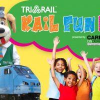 "Tri-Rail's ""Rail Fun Day,"" presented by Baptist Health Care on Demand"