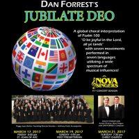 Dan Forrest's Jubilate Deo Concert Series