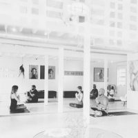 Village Yoga at the Gallery