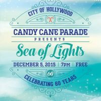 Annual Hollywood Beach Candy Cane Parade