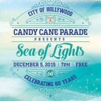 Annual Hollywood Beach Candy Cane Parade