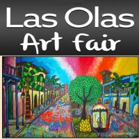 29th Annual Las Olas Art Fair Part II