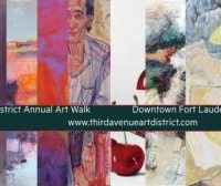 Third Avenue Art District Annual Art Walk