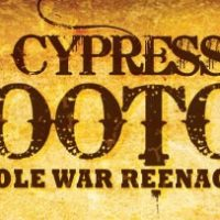 Big Cypress Shootout 2nd Seminole War Reenactment