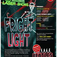 Laser Shows - Fright Light & The Beatles