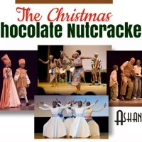 The Christmas Chocolate Nutcracker