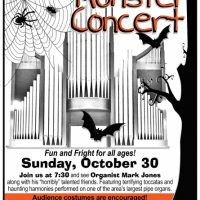 Halloween Monster Concert